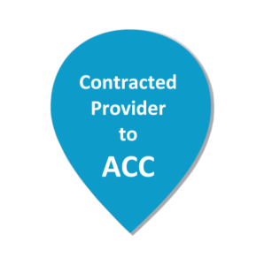 Contracted Provider to ACC